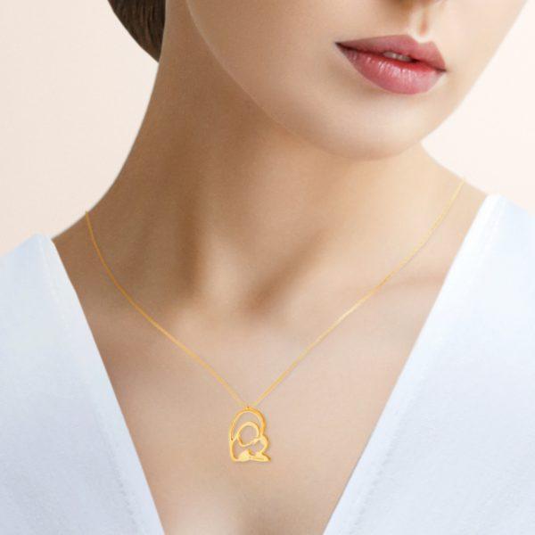 modelo medalla virgen camino neocatecumenal elkerigma oro